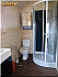 Badkamer, toilet, wastafel