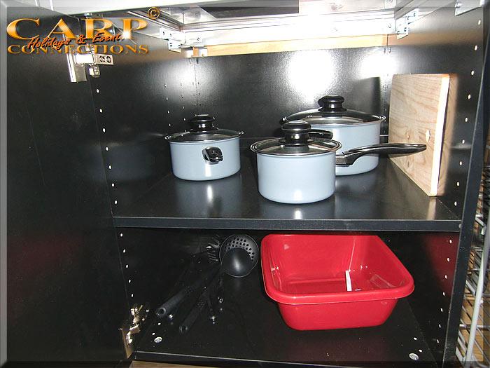 Cabin inventaris