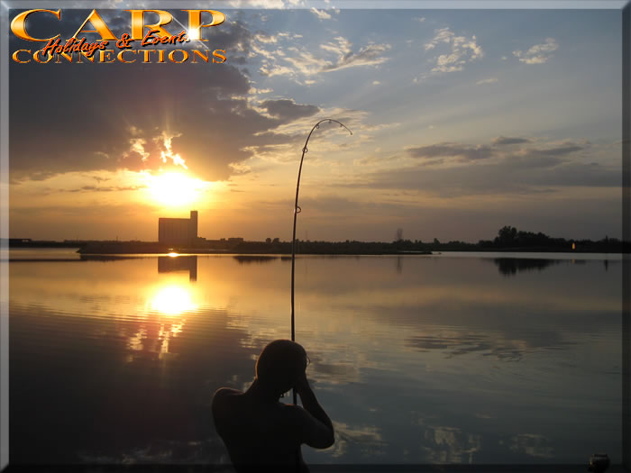 Etang de la Haije, (JRC-lake): Stekken 1+2,  incl. 2 tot max. 4 vissers
