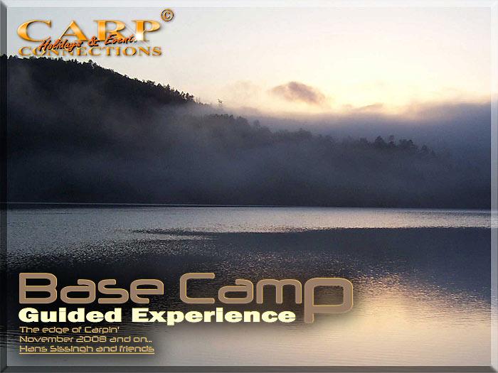 Base Camp expeditie: Lac de Saint Cassien