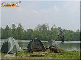 Horse lake: Stek 2, 1 visser