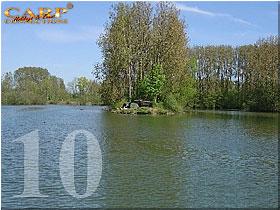 Horse lake: Stek 10, 1 visser