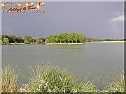 PENN lake (Des Fourches): Stek 3, 1 visser met 4 hengels