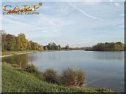 PENN lake (Des Fourches): Stek 2, 1 visser met 4 hengels